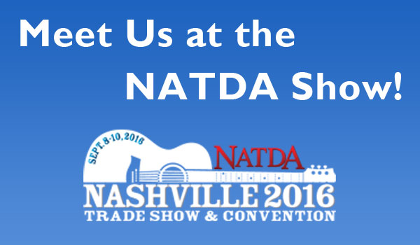 Meet Us at the NATDA Show!