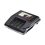 The payment devices include a card reader, signature pad, ...