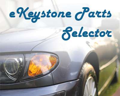 Everything You Need to Know About the eKeystone Parts Selector