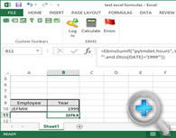 MS Excel Add-In