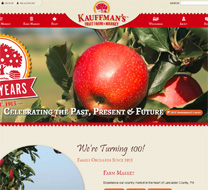 Kauffmans Fruit Farm