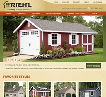 Riehl Quality Sheds
