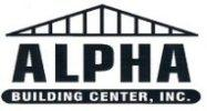 alpha building logo