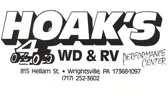 Hoak's 4 Wheel Drive Center, Inc.