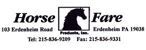 Horse Fare Products