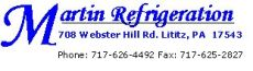 Martin Refrigeration, Inc