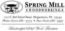 Spring Mill Woodworking