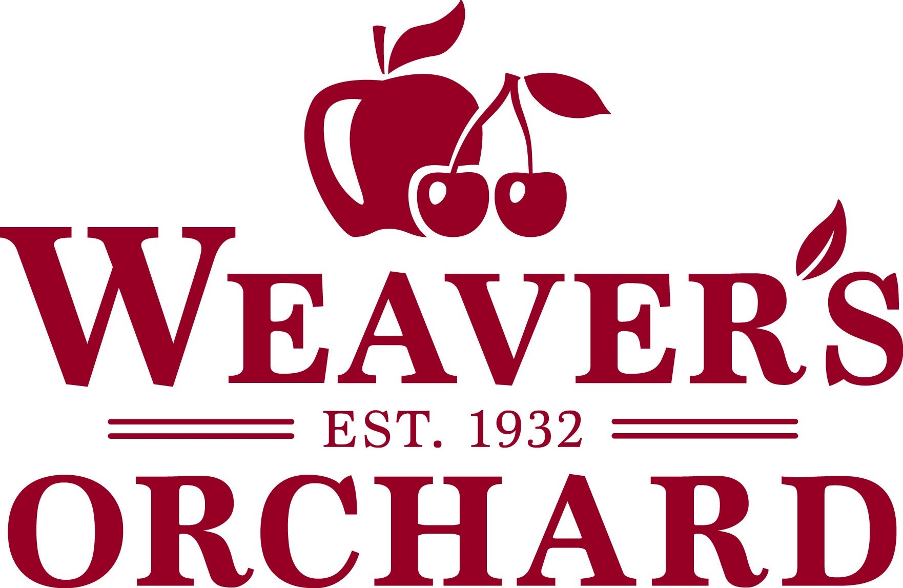 Weaver's Orchard, Inc.