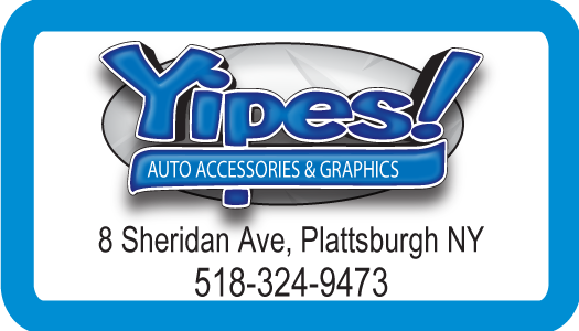 Yipes! Auto Accessories of Plattsburgh